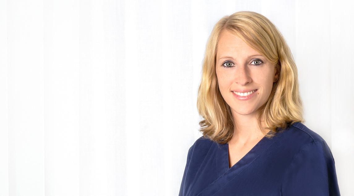 Dr. med. dent. Laura Kesimidis